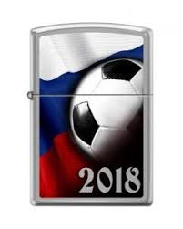 <b>Зажигалка Zippo 200</b> Russian <b>Soccer</b> 2018