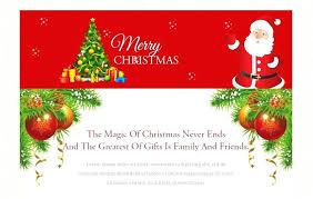 Christmas Ecard Templates Xmas Postcard Template Image 0 Free Xmas Ecard Templates Losdelat Co
