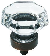 clear glass cabinet knobs. Modren Knobs Cosmas 5268ORBC Oil Rubbed Bronze And Clear Glass Cabinet Knob And Knobs I