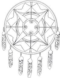 Native American Art Coloring Pages Goldenmagme