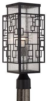 john timberland squares 18 1 2 bronze outdoor post light
