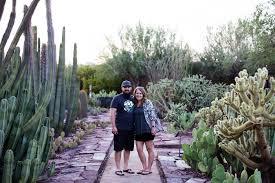 az flashlight tours at desert botanical gardens in phoenix