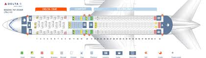 Delta Airlines 767 Seating Chart 22 Proper Boeing 767 400 Seating Chart