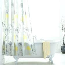 shower curtains grey and aqua shower curtain yellow shower curtain collaboration of and grey home