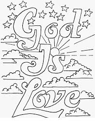 Free Printable Coloring Page Jesus Loves Me Fresh The And Pages