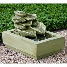 Modern Water Features Modern Outdoor Fountains Shop Outdoor Art Pros