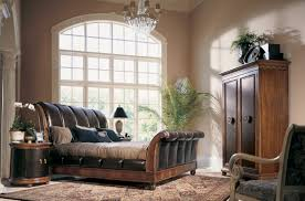 Leather Bedroom Furniture Leather Bedroom Set Wowicunet