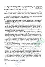 MsParikhYear descriptive writing