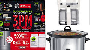 Jcpenney Appliances Kitchen Jcpenney Black Friday Sale Is Perfect Chance To Update Your