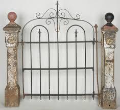 old iron gates uk for garden gate