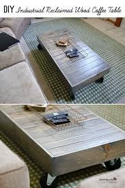 diy industrial coffee table woodworking plans savedbyloves