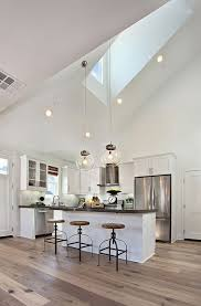vaulted kitchen ceiling lighting. Best 25 Vaulted Ceiling Lighting Ideas On High To Vintage Kitchen Idea L