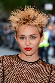 Miley Cyrus Hair Style miley cyruss hair we rank the good the bad and the spikey 7184 by wearticles.com