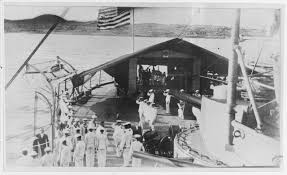 Image result for the battleship Louisiana and roosevelt
