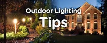 Outdoor Lighting Ideas Essential Outdoor Lighting Tips Ideas Recessedlightspro