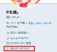 P 丸 様 公式 line