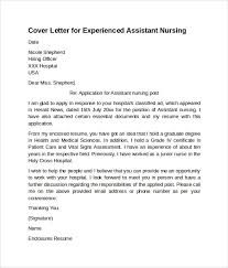 New Nurse Cover Letter Sample Nursing Cover Letter Example 10 Download Free Documents
