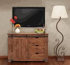 parota rustic 50 tv stand