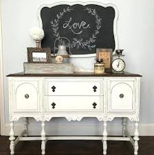 white dining room buffet. White Dining Room Buffet Lovely In Old Chalk Decorative Paint By Project .