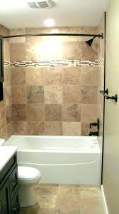 Bathtub enclosure ideas Ceramic Tile Bathtub Enclosure Ideas Shower Curtain Bathrooms Excellent Tub Chip And Designs Mansdinfo Shower Enclosure Ideas Lebensleiter