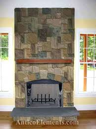 faux stone fireplace surround kits fireplace ideas diy