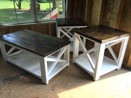 farmhouse coffee table our farmhouse tables are a great additive to your living room add style farmhouse coffee table