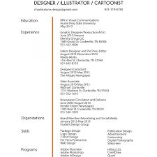 Graphic Designer Resume Pdf Free Download Graphic Designer Resume Format Formidable Curriculum Vitae Pdf 16