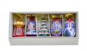 Сувенир <b>Набор елочных игрушек 5</b> шт. (арт. Д5-3). Цена 480 руб ...