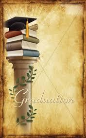 Graduation Cover Photo Graduation Program Bulletin Cover Secular Holiday Bulletin Covers