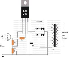 volt battery charger diagram electronic charger 12 volt battery charger diagram circuit