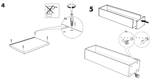 Ikea Instruction Manuals Ikea Hack 2 Besta Built In Family Room Tv Bookshelf Shirley