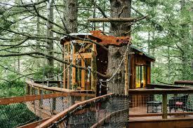 Eagles Nest Treehouse Farmstay Salmon Creek Ranch CA 108