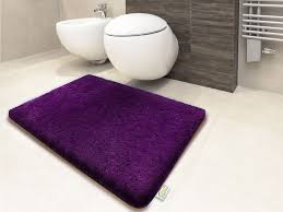 Complete Bathroom Sets With Different Kinds Best Design Dark Purple Rug Set