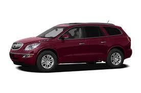 2010 Buick Enclave Specs Trims Colors Cars Com