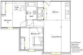 11x12 Bedroom Layout Aerial View Floor Plan Floor Plan Bedroom Dressers And  Chests