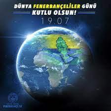 Fenerbahçe - Dünya Fenerbahçeliler Günü Kutlu Olsun!