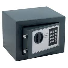 small closet safe with electronic lock ls 17en grey com