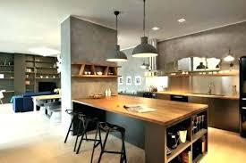 Ilot Central But Cuisine Table Beautiful Caisson Meuble Pas Cher De