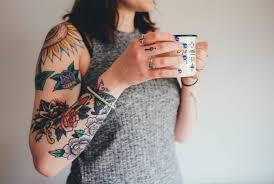 Tetování A Jak Budeš Vypadat Až Budeš Stará Magazín Pro ženy S