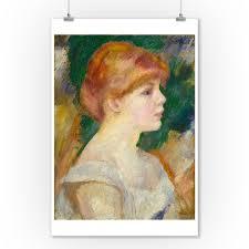 suzanne valadon masterpiece classic artist auguste renoir c 1885 9x12 art print wall decor travel poster com