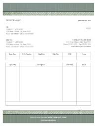 printable invoice template net project charter living document printable invoice template net