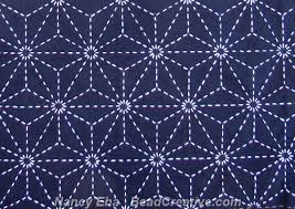 Sashiko Patterns Beauteous Sashiko Patterns Archives Bead Creative
