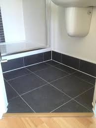 tiled shower tray tiled shower tray riser with bathroom installation in tile shower tray system nz