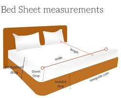 Bed Sheet Sizes Flat Sheets Fitted Sheets Comforter