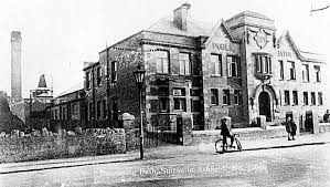 Sutton-in-Ashfield – Knitting Together The Heritage of the East Midlands  Knitting Industry