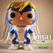 custom angel pop from x men by dragonfly designs