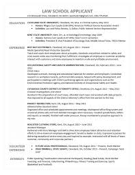 Elegant Law School Resume Tips For Your Best Resume Font With With