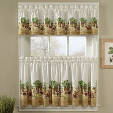 excellent make valances ideas country kitchen curtains how to