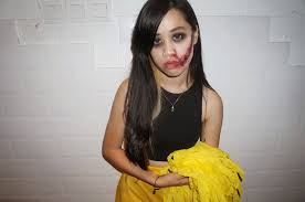 zombie makeup tutorial x allianz 1942 event