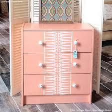 patterns furniture. Stenciled Dresser Drawers With African Patterns - Tribal Furniture Stencils Royal Design Studio A